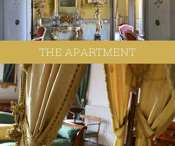 luxury apartment tuscany